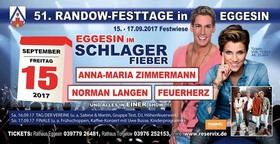 Bild: 51. Randow-Festtage in Eggesin - 51. Randow-Festtage Eggesin im Schlagerfieber