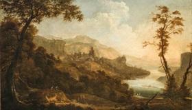 Bild: Prospekt, Vedute, Landschaft - Vortrag von Prof. Dr. Harald Marx, Dresden
