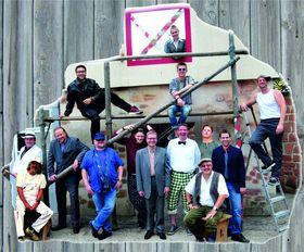 Bild: Burgbühne Oberkirch: Männer