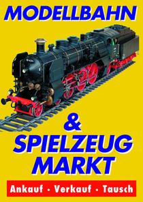 Bild: Modellbahn & Spielzeug-Markt - Treffpunkt für Sammler + Spielzeugfreunde