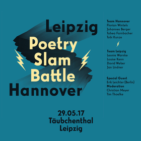 Bild: Livelyrix Poetry Slam Battle - Leipzig vs. Hannover