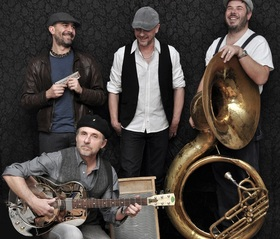Bild: Blues, World-Music und Jazz: Marco Marchi and the Mojo Workers