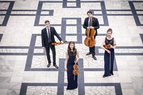 Bild: Aris-Quartett: Werke von Haydn, Webern und Beethoven