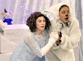 Bild: Purzeltraumtheater: Eisi Eisbär und die verzauberte Eisprinzessin