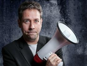 Bild: Frederic Hormuth: Halt die Klappe, wir müssen reden - Der charmanteste Wutbürger der Republik