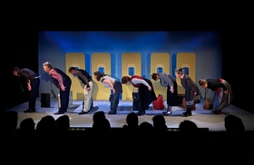 Bild: Theater Apropos: Valentin in Halifex