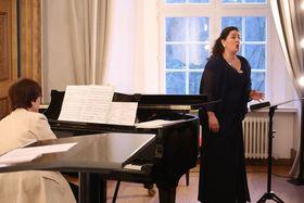 Bild: Liederabend mit der Hugo-Wolf-Akademie