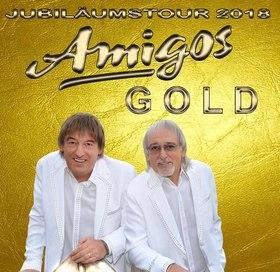 Bild: Die Amigos - Gold Tour 2018