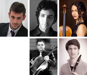 Konzert Hamburger Kammermusikfest mit Mitgliedern des West Eastern Divan Orchestra