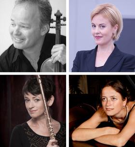 Konzert Hamburger Kammermusikfest mit ausgewählten Künstlern