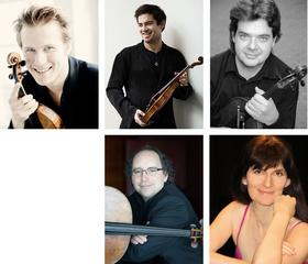 Abschlusskonzert Hamburger Kammermusikfest mit ausgewählten Künstlern