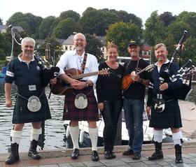 Bild: The Baltic Scots & Drumchapel Mist