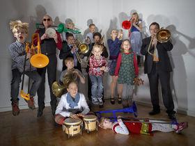 Bild: Die Bremer Stadtmusikanten