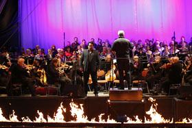Bild: Carmina Burana - mit großem Chor, internat. Solisten & Orchester - Odertal-Festspiele Open Air