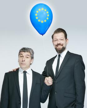 """Bild: Onkel Fisch - """"Europa - und wenn ja, wie viele?"""""""