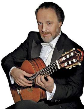 Bild: Solokonzert mit Roberto Legnani - Virtuose Gitarrenmusik