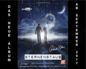 Bild: ROLAND BLESS - STERNENSTAUB Tour 2017/18