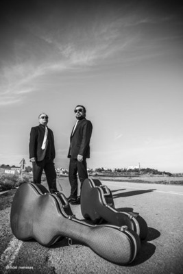 Bild: Antonio Andrade Duo »2 Guitarras Flamencas 2«