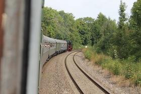 Bild: Pfälzer Wald Express Zustiege Frankfurt, Darmstadt, Bensheim