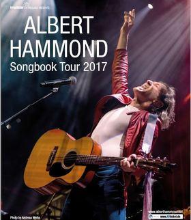 Bild: Albert Hammond - Songbooktour 2017