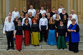 Bild: Ein Totentanz - Konzert im Rahmen der ODYSSEY 2017 - Motettenchor Speyer
