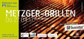 Bild: VR FeierAbend im Weintor - Die VR Bank SÜW präsentiert: 1. südpfälzisches Metzger-Grillen!