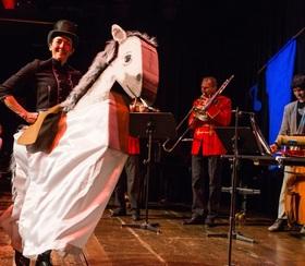 Bild: mini.musik e.V.: Im Zirkus