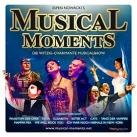 Bild: Musical Moments - Musicalshow