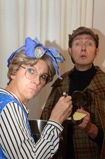 Bild: Das Krimi Comedy Dinner