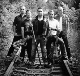 Bild: Rock n Roll Day 2017 mit Boppin B, Johnny Gibson, Kickstarters