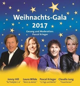 Bild: Die Weihnachts-Gala 2017 - mit Jonny Hill, Laura Wilde, Claudia Jung und Pascal Krieger
