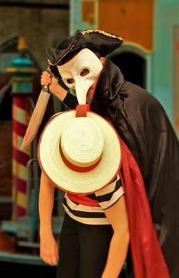 Bild: Das Masken Kriminal Dinner - Krimidinner mit Kitzel für Nerven und Gaumen