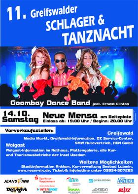 Bild: Schlager & Tanznacht - 11. Greifswalder Schlager & Tanznacht