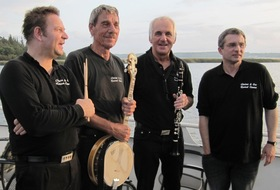 Bild: Clarinet & Sax Revival Quartet, Delta Mood Jazzband