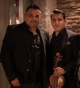 Bild: Gipsy Jazz Quartet