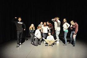 Bild: Wozu sind Freunde da? - Die neue Produktion des Theaterspielclubs 13+