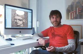 Bild: Graphic Novel Tage - Tobi Dahmen und Paco Roca