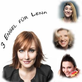 3 Engel für Lena, Gäste: Jacqueline Feldmann, Sia Korthaus