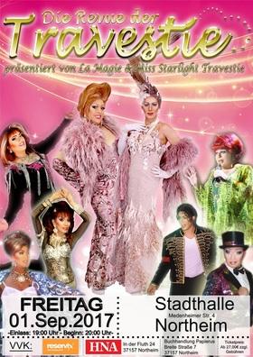 Bild: Die Revue der Travestie - Präsentiert von La Magie & Miss Starlight Travestie