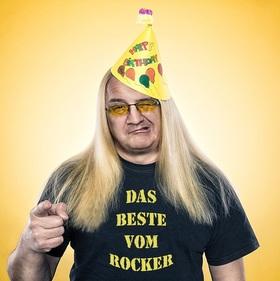 Bild: Sven Hieronymus - Das Beste vom Rocker - Der Rocker wird 50!