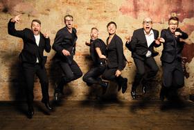 Bild: Six Pack - Die A Cappella Comedy Show - die Jubiläumshow