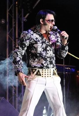 Bild: Elvis Presley Tribute
