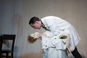 Bild: Schuberttheater Wien: F. Zawrel – Erbbiologisch und sozial minderwertig