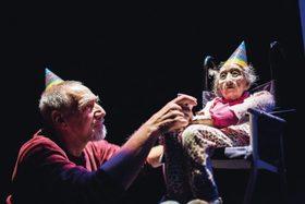 Bild: Sandglass Theater: D-Generation – An Exaltation of Larks