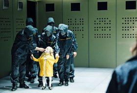 Bild: theater junge generation / Ariel Doron: Besuchszeit vorbei