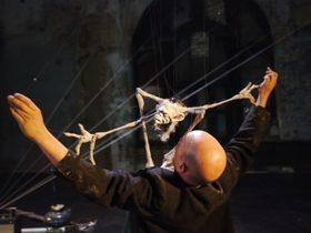 Bild: Figurentheater Wilde & Vogel: Sibirien