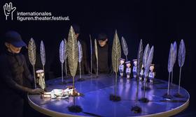 Bild: Theater Waidspeicher (D)   ab 5 J.
