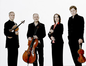 Bild: Quartett 1 - Cuarteto Casals