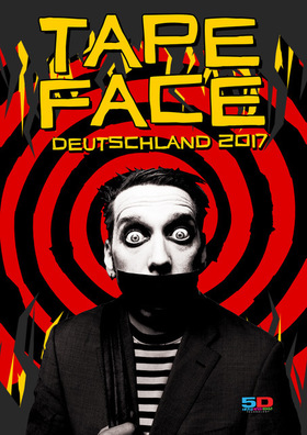 Bild: TAPE FACE - Tour 2017