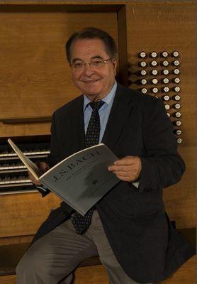 Bild: Der Kammerorganist des Erzherzogs